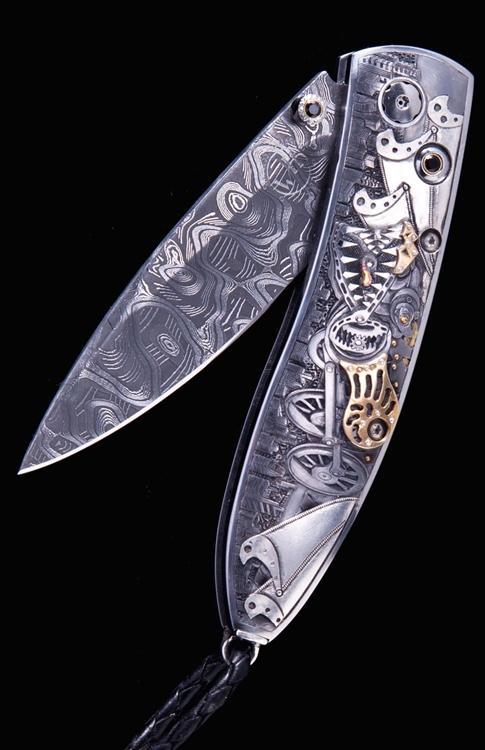 5. Monarch Steampunk Dragon Knife – Price: $18,500