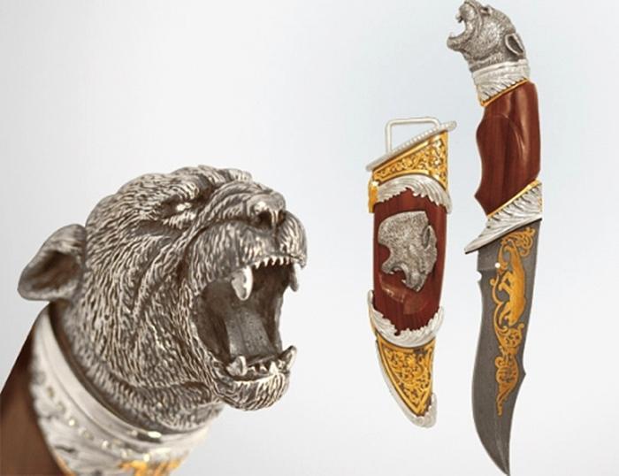 Black Panther Knife – Price: $7,700