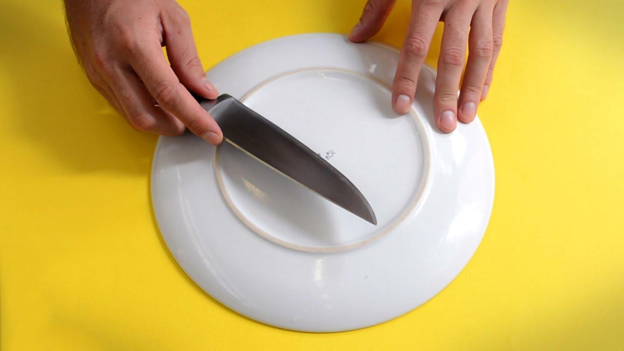mug sharpening knife